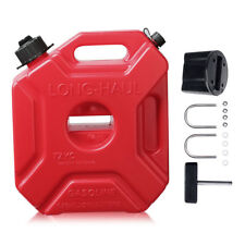 1.3 Gallon 5L Fuel Pack Gas Container Fuel Can for Harley Davidson Bikes ATV UTV