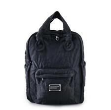 Hot Sale Marc by Marc Jacobs Black nylon Laptop bag handbag backpack Schoolbags