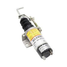 Fuel Shut Off Solenoid Valve 1502 12V LPW LPWS LPWT Engine Genset 366-07197