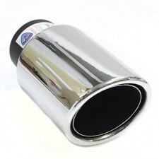 Coche Silenciador de Tubo Escape Bordes Punta Cola para Mazda 2 3 5 Demio