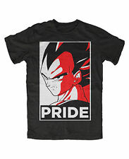 Vegeta Pride Premium T-Shirt  DBZ, Dragonball Z,Son Goku,Neo Tokyo,