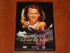 ANDRE RIEU LA VIE EST BELLE LIFE IS BEAUTIFUL DVD LIVE BERLIN CONCERT 2003 New