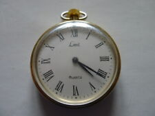 Gents Pocket Watch.Gc. Limit Gold Plated