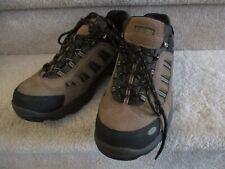 Men's Hi Tech Brown Hiking Boots - Sz 11.5M