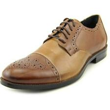 Scarpe classiche da uomo Stacy Adams marrone 100% pelle
