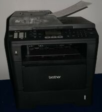 BROTHER MFC-8510DN MULTIFUNCTION LASER PRINTER LESS THAN 1900 PAGES PRINTED