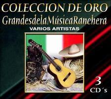 Grandes De La Musica Ranchera: Coleccion De Oro