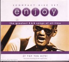 Greatest R&B Songs All Time 3CD Classic SAM DAVE EDWIN STARR JAMES BROWN New