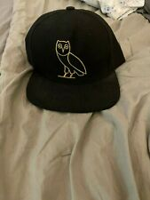 DRAKE OVO GOLD OWL SNAPBACK HAT 100% AUTHENTIC GREAT CONDITION