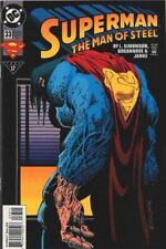 DC Superman The Man of Steel 33  1994