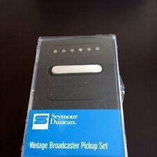 Seymour Duncan Telecaster Vintage Broadcaster Tele Set 11208-04