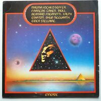 VA - Enneade Vinyle LP Français 1st 1987 Jazz Prog Magma Yochk 'O Seffer Troll