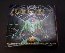 Grateful Dead Dave's Picks Vol. 23 University of Oregon 1/22/78 3 Cd Set 1978