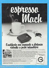 QUATTROR983-PUBBLICITA'/ADVERTISING-1983- GEMINI ELETTRONICA  (versione C)