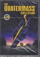 3 Dvd Box Cofanetto THE QUATERMASS COLLECTION nuovo sigillato