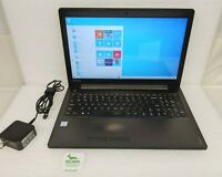 Lenovo Ideapad 310-15IKB NONTouch Intel i7-7500U 2.70GHZ 128GB SSD 4GB Win10 Pro