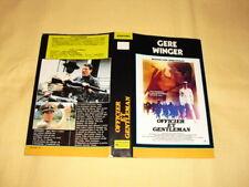 JAQUETTE VHS Officier et Gentleman Richard Gere
