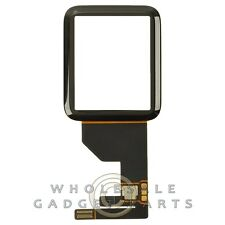 Digitizer for Apple Watch 42mm Black Front Glass Touch Screen Window Panel