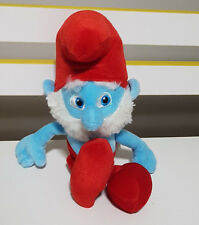 PAPA SMURF PLUSH TOY SOFT TOY 24CM TALL KIDS MOVIE CHARACTER!