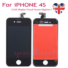 ForApple iPhone 4S Screen LCD Touch Display Digitizer Replacement Assembly Black