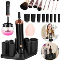 Electric Makeup Brush Cleaner Dryer Automatic Fast Cleaner Machine Tools Set