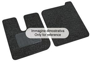 Set Maßgeschneiderte Teppiche IN Teppichboden Iveco Eurocargo ( 9/00>8/13 ) Bj.