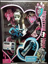 NEW Monster High Frankie Stein Sweet 1600 Party Play Set 2011 Key Sealed W9190