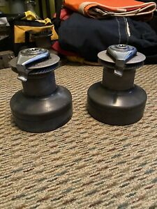 Barient Set Of self tailing winches Size 27