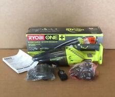 NEW RYOBI ONE + PLUS 18 VOLT CORDLESS PORTABLE HANDHELD VACUUM P714K 18v Kit