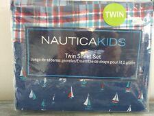 Nautica Kids Twin Sheet Set