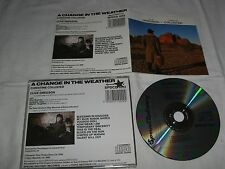 CLIVE GREGSON & CHRISTINE COLLISTER - A CHANGE IN THE WEATHER UK CD