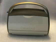 Anna Griffin Gold Cuttlebug Cricut Die Cutting Embossing Machine