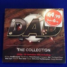 NEW SEALED DAD The Collection 3 CDs Music Various New Order Bad Manners The Cars