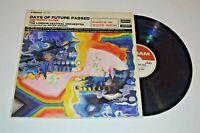 The Moody Blues - Days of Future Passed Vinyl LP (DES 18012) DERAM - 1967 Record