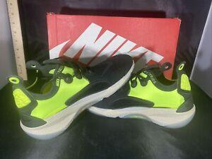 Nike Joyride CC3 Setter Mens Running Shoes Black Volt Men's 7 AT6395-002 Multi