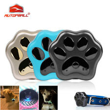 Pet Claw GPS Tracker Dog Cat Collar WIFI Real-time Tracking Finder Waterproof