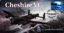 Cheshire VC 617 Sqn Signed  G Hobbs Wireless Operator,Air Gunner 50, 617 Sqn's.