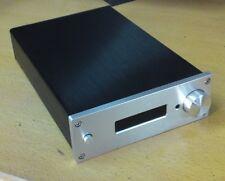 Full aluminum Case /Box for weiliang PGA2310 PGA2311 CS3310 Preamp