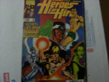 Marvel Comics Heroes For Hire