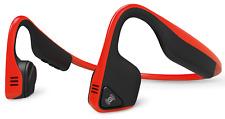 AfterShokz Trekz Titanium Bone Conduction Bluetooth Wireless Headphones Red NEW
