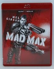 Mad Max (1980) - Blu-ray with on set photos - Mel Gibson