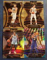 2019-20 Select Basketball Concourse Premier Level Rookies Color Parallels U Pick