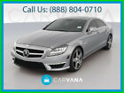 2012 Mercedes-Benz CLS-Class CLS 63 AMG Coupe 4D Navigation System Keyless Entry Dual Air Bags Alarm System Bluetooth Wireless
