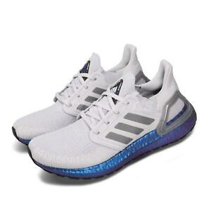 adidas UltraBOOST 20 W ISS US National Lab Grey Blue Women Shoes Sneakers EG1369