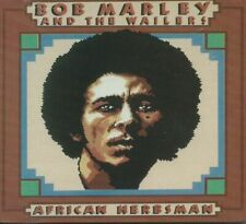 BOB MARLEY & THE WAILERS - AFRICAN HERBSMAN ROOTS REGGAE pre- ISLAND SEALED CD