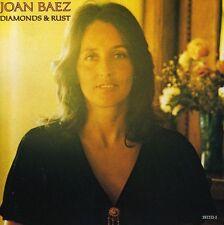 Joan Baez - Diamonds & Rust [New CD] UK - Import