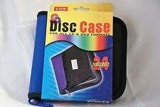 CD DVD CD-ROM 24 Disc Holder Case