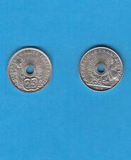 Troisième République 25 Centimes Nickel 1914 Essai de Pillet Petit Module