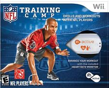 EA Sports Active: NFL Training Camp (Nintendo Wii, 2010) BRAND NEW