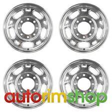 "GMC Sierra 1500 2500 Yukon XL 16"" Factory OEM Wheels Rims Set 12368964"